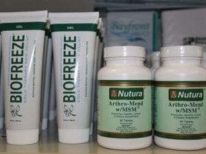 Chiropractic Erie PA biofreeze